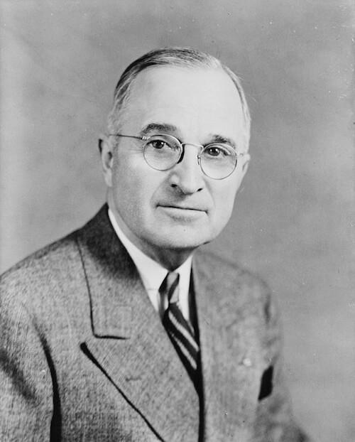 1-Harry-S-Truman-1945-1953