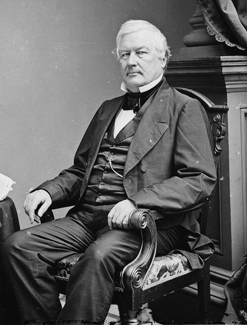 8-Millard-Fillmore-1850-1853