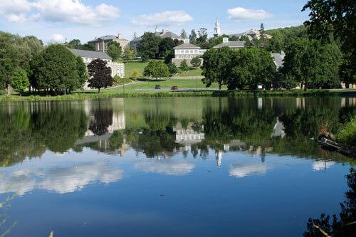 Colgate University Most Beautiful Campus
