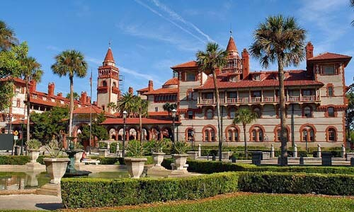 Flagler College Most Beautiful Campus