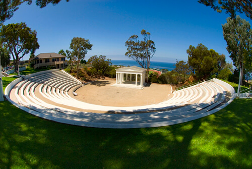 Point Loma Nazarene University Most Beautiful Campus