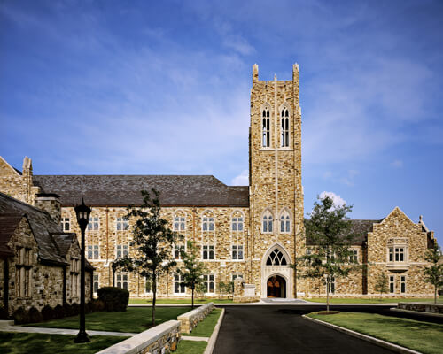 Rhodes College Most Beautiful Campus
