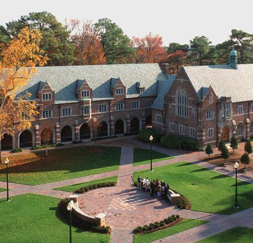 University of Richmond Most Beautiful Campus