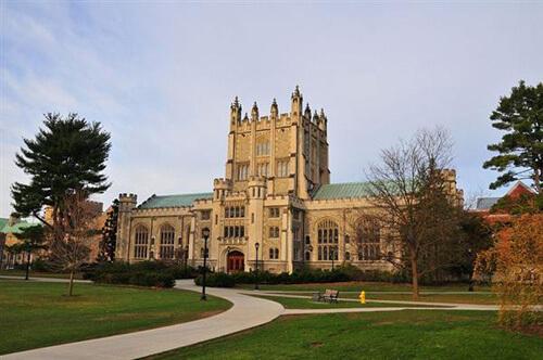 Vassar College Most Beautiful Campus