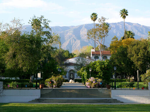 Scripps College Most Beautiful Campus