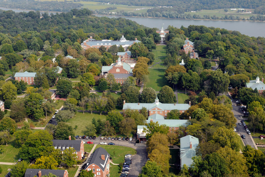 30 Most Beautiful Small College Campuses In America: best villages in america