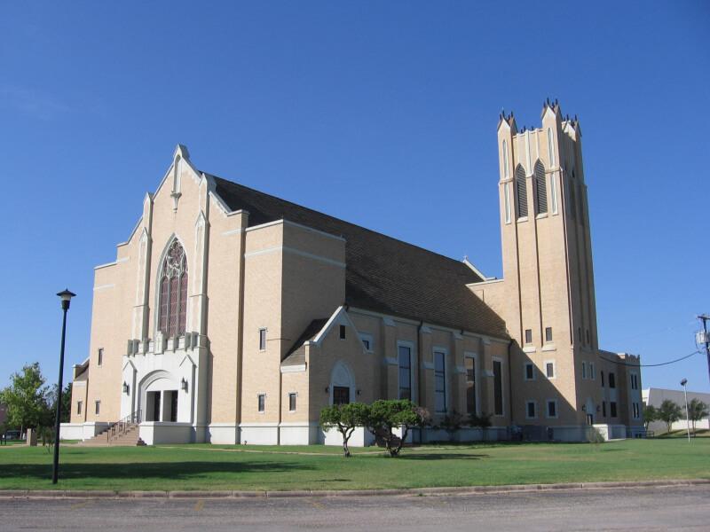 Radford Auditorium, McMurry University