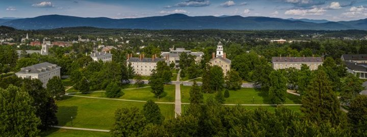 Middlebury College Innovative Small College