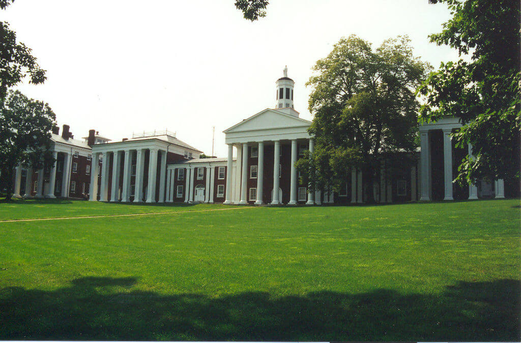 Washington and Lee University Innovative Small College