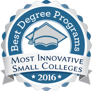 50 Most Innovative Small Colleges