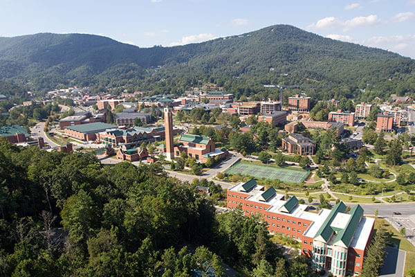 Appalachian State University - Online Degree Programs