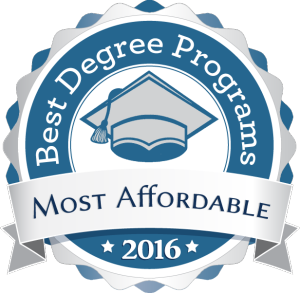 Best Degree Programs - Most Affordable 2016