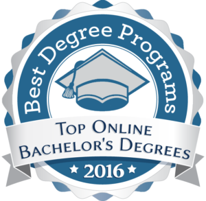 Best Degree Programs - Top Online Bachelors Degrees 2016