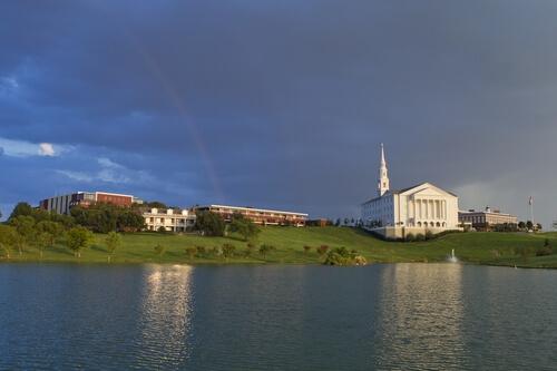Dallas Baptist University - Online Bachelor's in Religious Studies