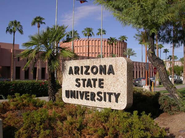 Arizona State University - 30 Online Bachelor's Criminal Justice