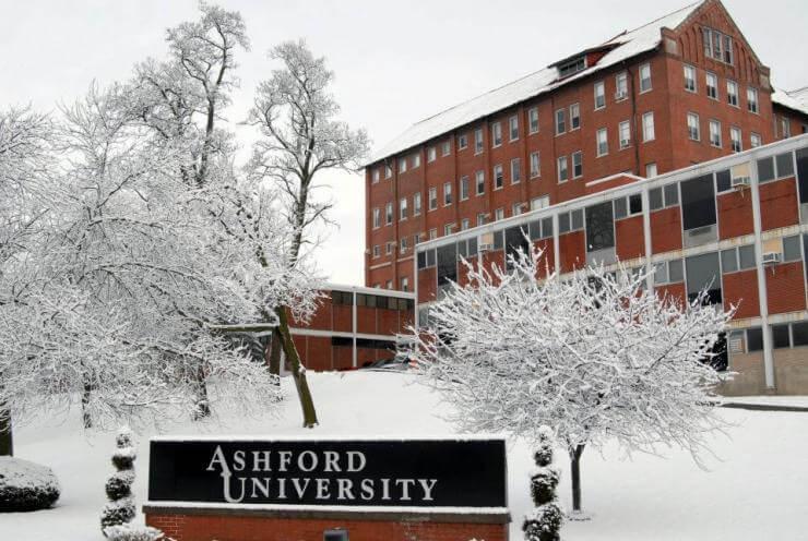 Ashford University - 30 Online Bachelor's in Political Science