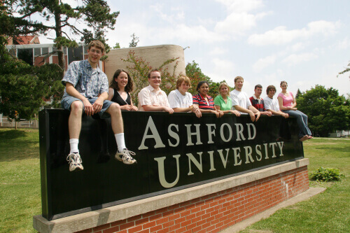 Ashford University - online bachelor's in anthropology degree