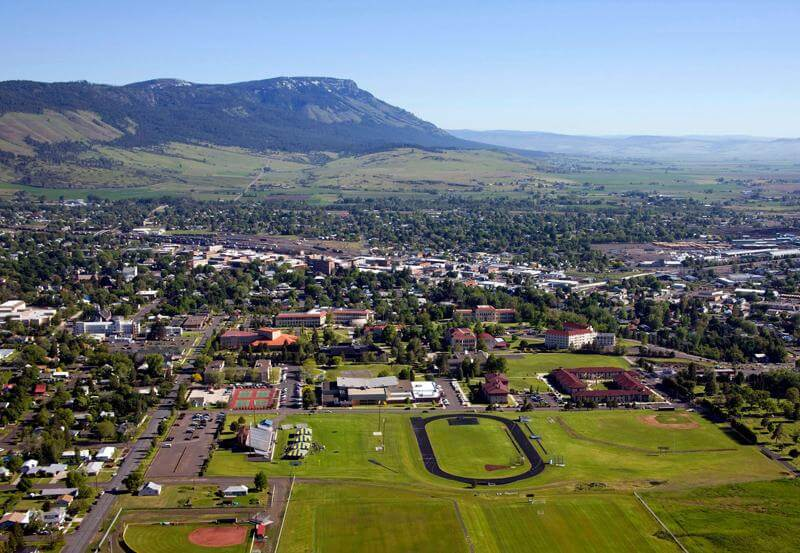 Eastern Oregon University - online bachelor's in anthropology degree