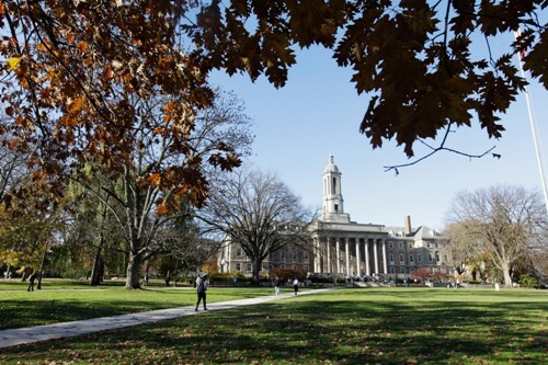 Pennsylvania State - online bachelor's in anthropology degree