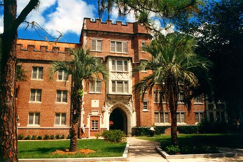 University of Florida - online bachelor's in anthropology degree