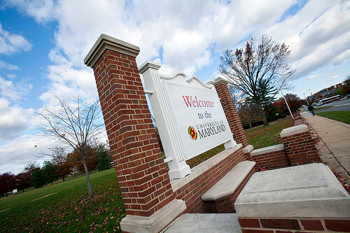 University of Maryland - online bachelor's in anthropology degree