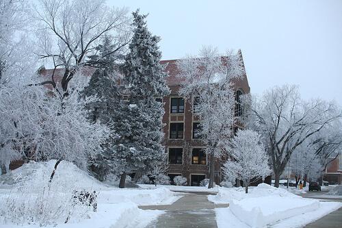 University of North Dakota - online bachelor's in anthropology degree