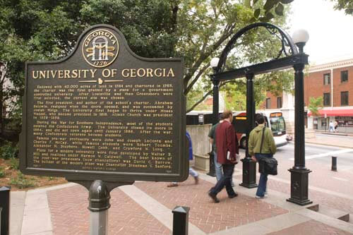 University of Georgia - Best Online Bachelor's in Business Administration