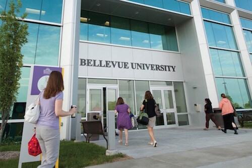 Bellevue University - Online Bachelor's in Information Technology