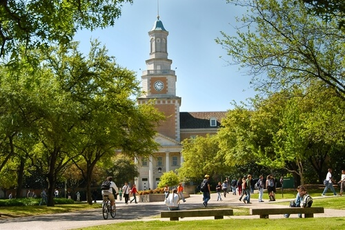 University of North Texas - Online Bachelor's in Information Technology