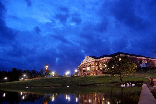 Gardner Webb University - 30 Best Online Bachelor's in Healthcare Administration
