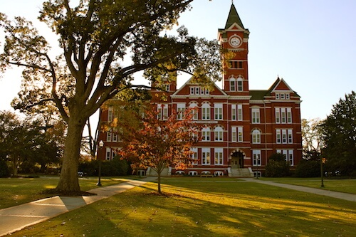 Auburn University - 30 Best Online Bachelor's in Accounting