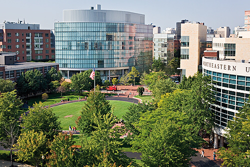Northeastern University - 30 Best Online Bachelor's in Accounting