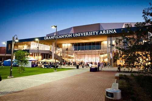 Grand Canyon University - 30 Online Bachelor's in Hospitality Management