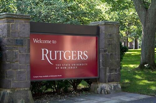 Rutgers University - 30 Online Bachelor's in Hospitality Management