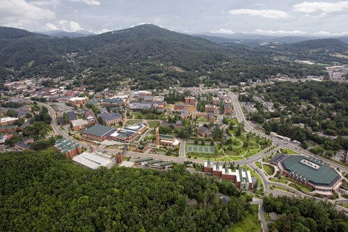 Appalachian State University - 30 Best Online Bachelor's in Advertising or Public Relations