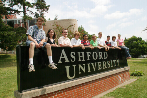 Ashford University - 30 Best Online Bachelor's in Advertising or Public Relations