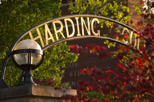 Harding University - Online Bachelor's in Business Administration Degree