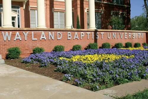 Wayland Baptist University - Best Online RN to BSN at Private Colleges