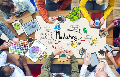 What Can I Do with a Degree in Marketing?