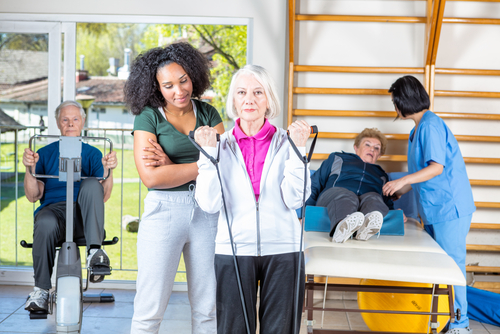 good majors for occupational therapy