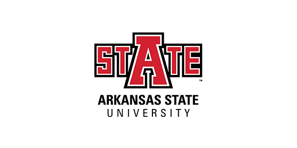 A logo of Arkansas State University for our ranking of Top 30 Online Bachelor's in Political Science Degree Programs