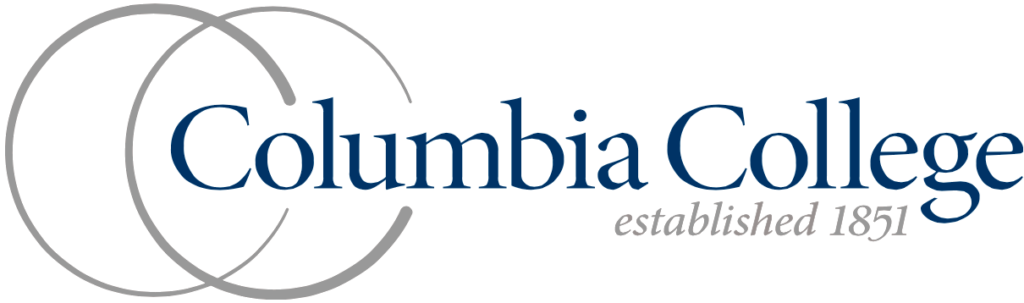 A logo of Columbia College for our ranking of Top 30 Political Science Degree Online Programs Bachelor's