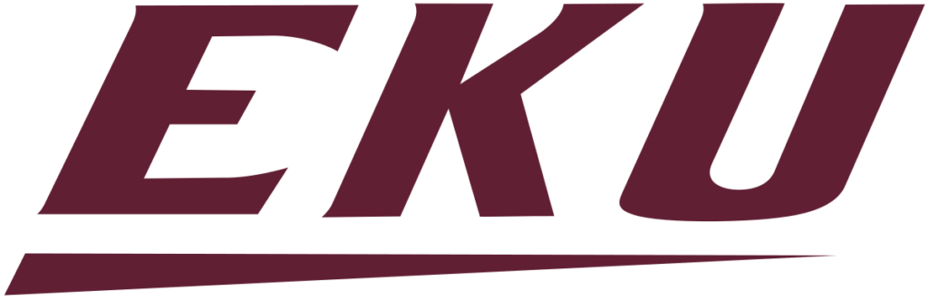A logo of Eastern Kentucky University for our ranking of Top 30 Political Science Degree Online Programs