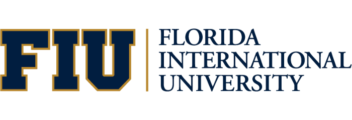 A logo of FIU for our ranking of 30 Online Bachelor's in Political Science Programs