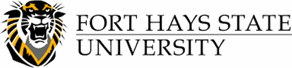 A logo of Fort Hays State University for our ranking of