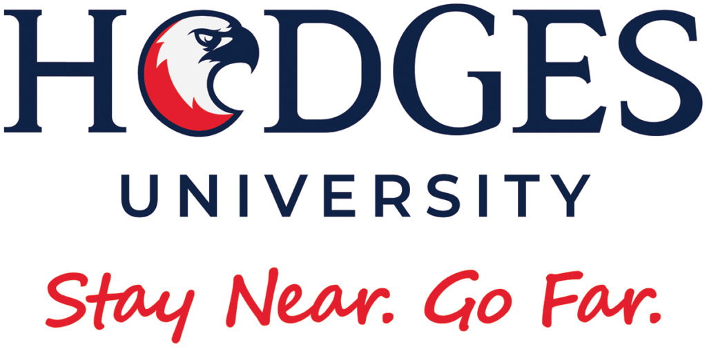A logo of Hodges University for our ranking of Best Bachelor's in Graphic Design Online Programs