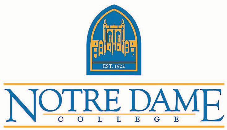 A logo of Notre Dame College for our ranking of Best Bachelor's in Special Education Online Degree Programs