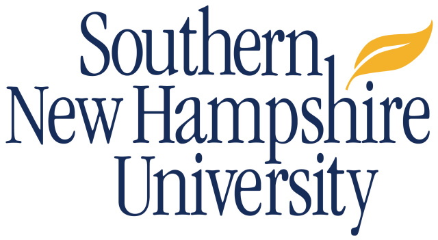 A logo of Southern New Hampshire University for our ranking of Top Political Science Online Degree Programs