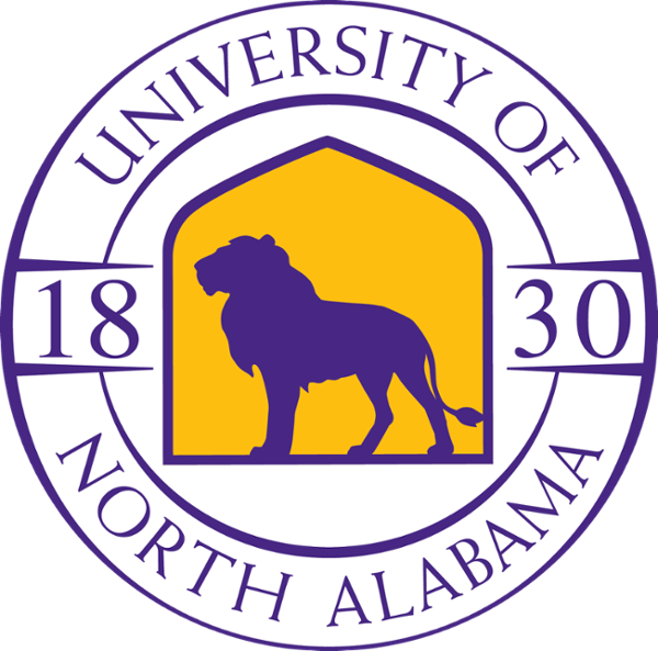A logo of University of North Alabama for our ranking of Top Online Bachelor's in Political Science Programs