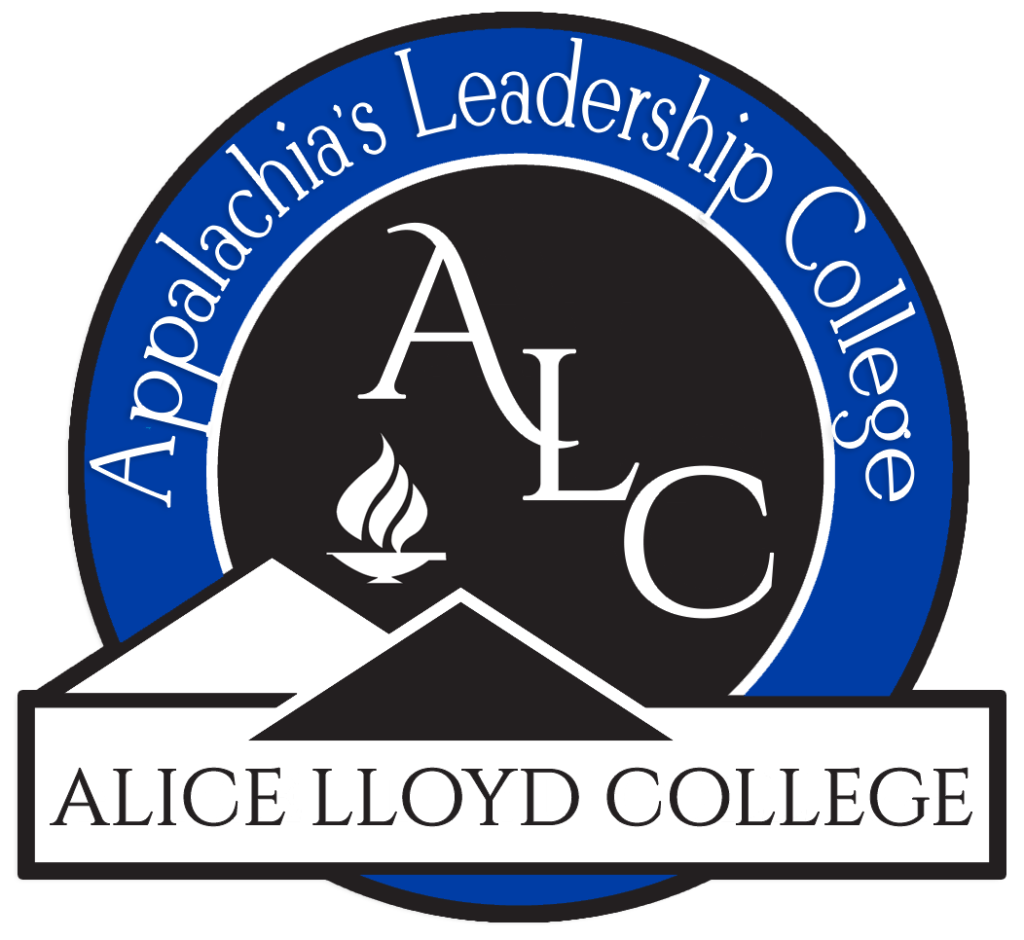A logo of Alice Lloyd College for our ranking of 30 Great Small Colleges for a Teaching Degree